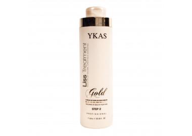 Ykas Gold Realinhamento Capilar Tratamento 1 litro