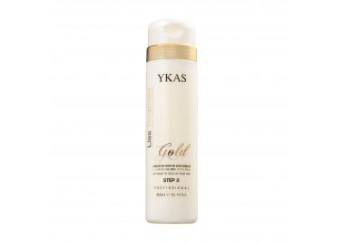 Ykas Gold Realinhamento Capilar Tratamento 300 ml