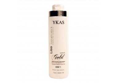 Ykas Gold Realinhamento Capilar Shampoo 1 litro