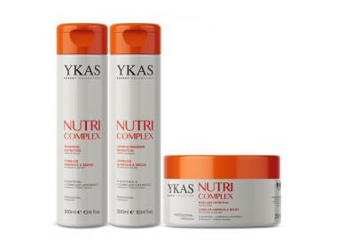 Ykas Nutri Complex Kit Cabelos Secos