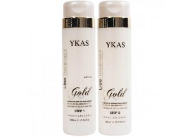 Ykas Gold Realinhamento Capilar (2 x 300 ml)