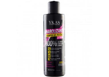 ykas anabolizante capilar shampoo 300ml
