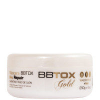 Ykas BBTox Gold Máscara Pró Repair 250 g