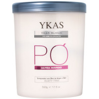 Ykas Blond Pó Descolorante Dusty Free 500g