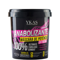 Ykas Anabolizante Capilar Máscara 450 g