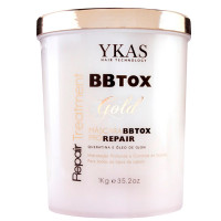 Ykas BBTox Gold Máscara Pró Repair 1 kg