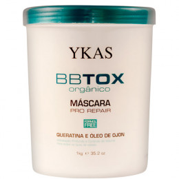 Ykas BBtox Orgânico 1kg